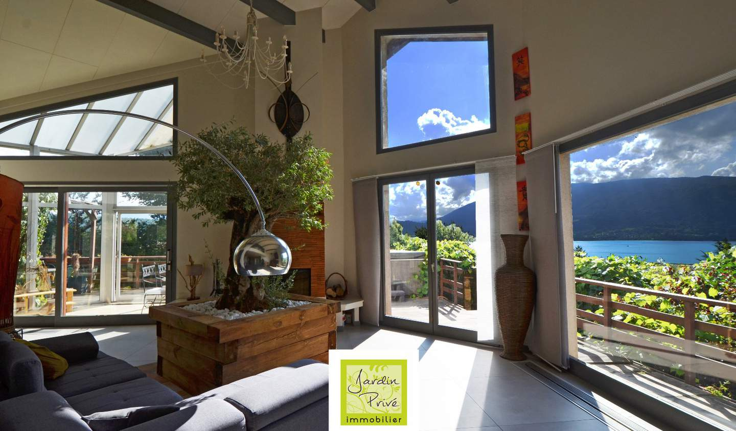 Property with pool Veyrier-du-Lac