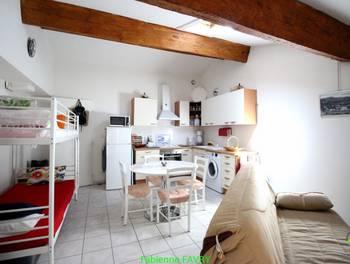 Appartement 2 pièces 35,24 m2