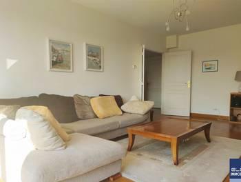Appartement meublé 3 pièces 81,83 m2