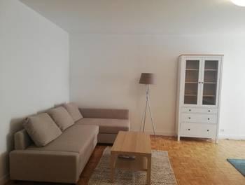 Appartement meublé 2 pièces 58,72 m2