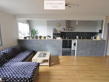 Appartement 3 pièces 81,43 m2