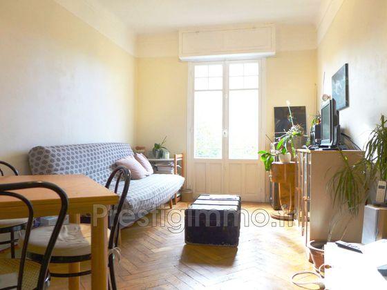 Vente appartement 2 pièces 49,61 m2