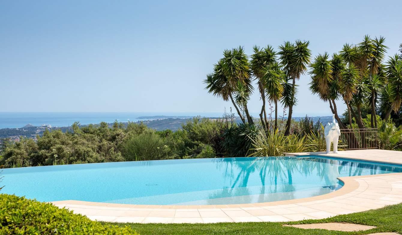 Propriété avec piscine Saint paul de Vence