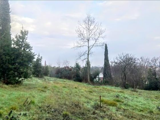 Vente terrain 1340 m2