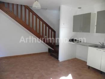 Appartement 2 pièces 26,41 m2