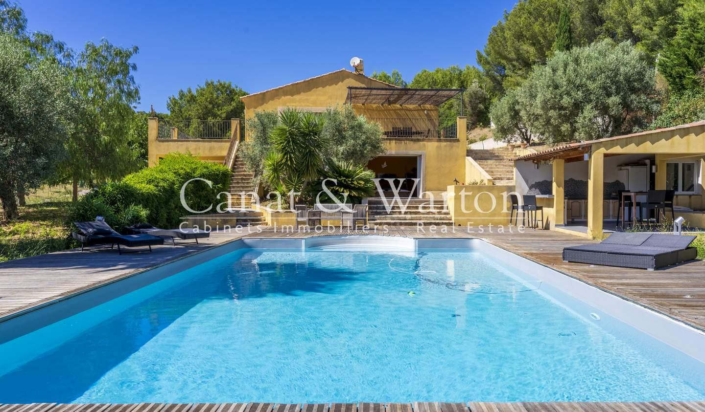 Maison avec piscine Le Castellet