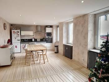 Appartement 4 pièces 90,47 m2