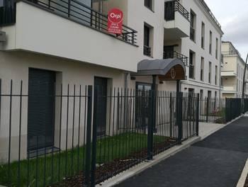 Appartement 2 pièces 38,93 m2