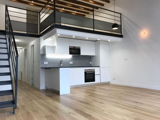 vente Appartement 4 pièces 100 m2 Lyon 6ème