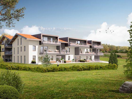 Vente appartement 2 pièces 40,92 m2