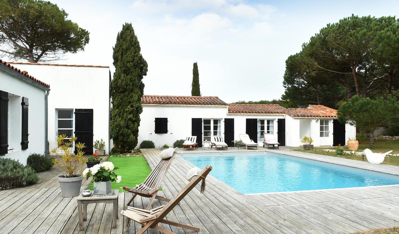 Maison avec piscine et terrasse Les Portes-en-Ré