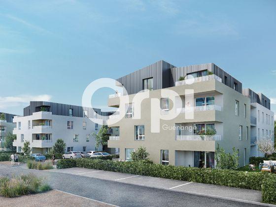 Vente appartement 4 pièces 81,92 m2