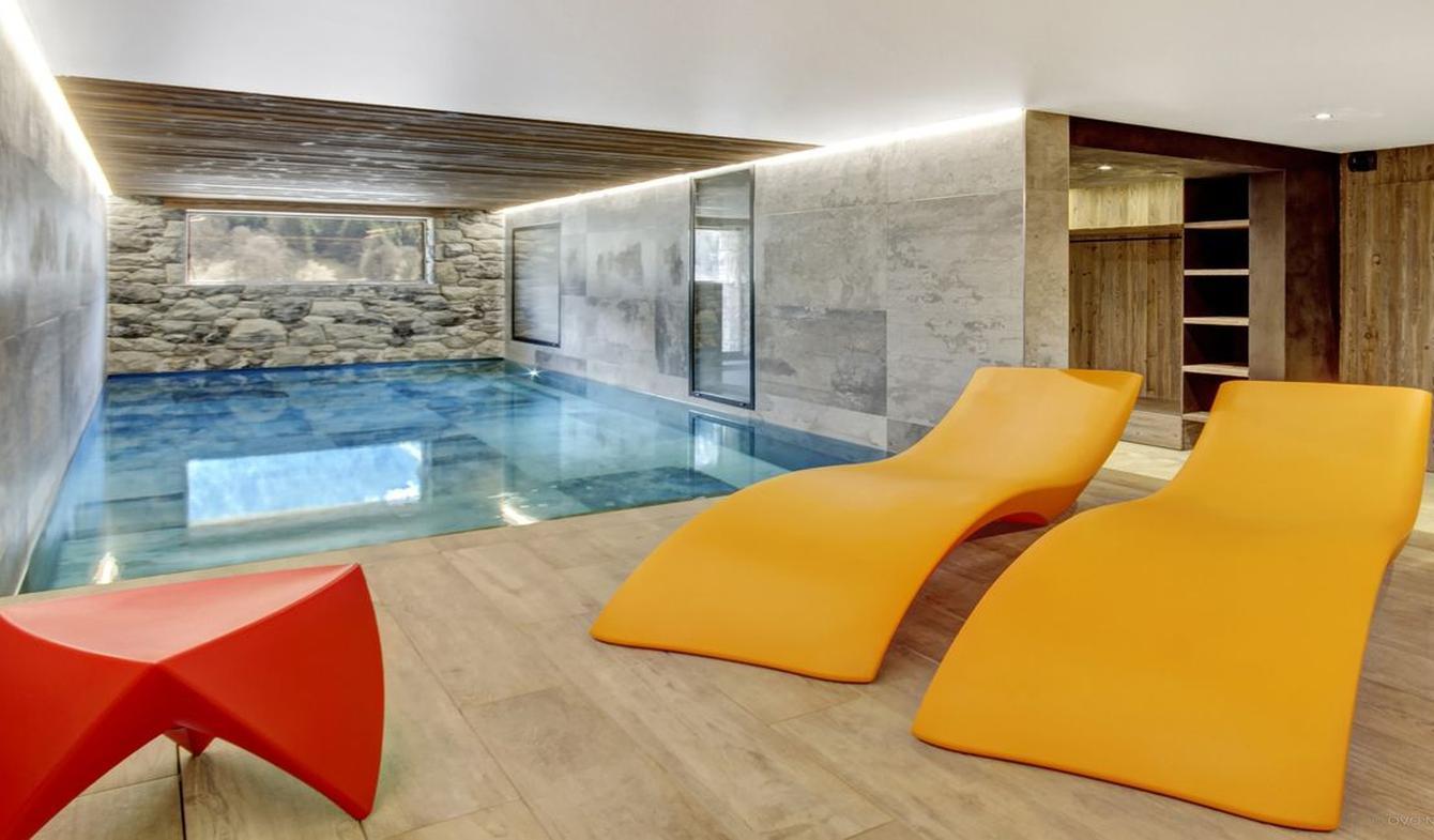 Chalet avec piscine La Clusaz
