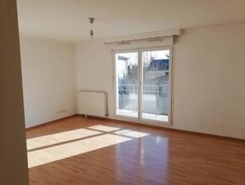Appartement 3 pièces 62,53 m2