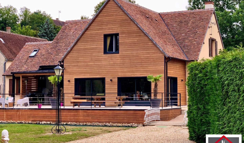 Maison avec terrasse Rémalard