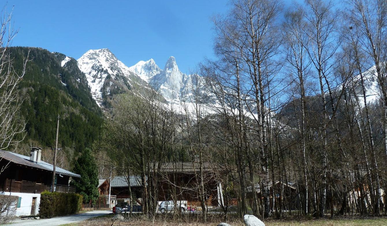 Terrain Chamonix-Mont-Blanc