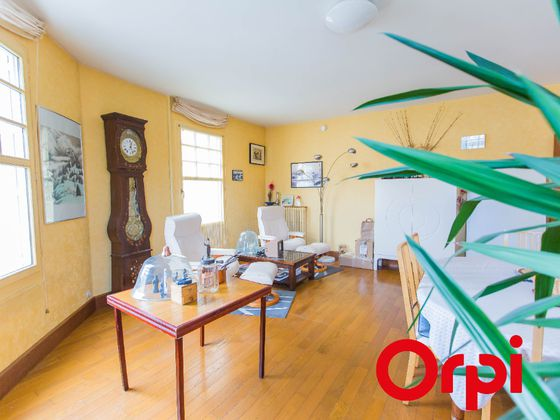 Vente appartement 5 pièces 128,4 m2