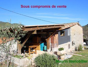 maison à Entrevaux (04)