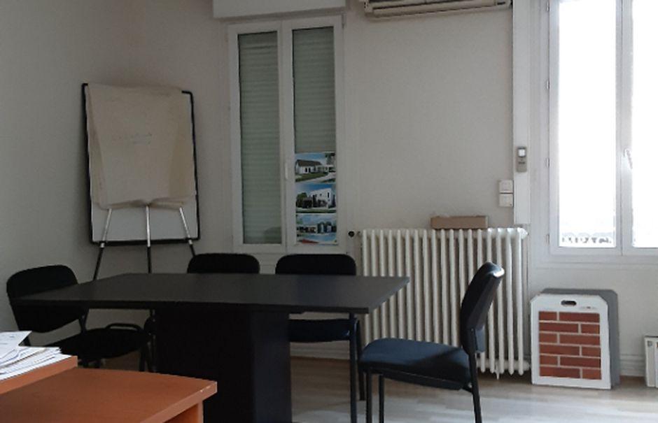 Location  locaux professionnels  92 m² à Romorantin-Lanthenay (41200), 1 584 €