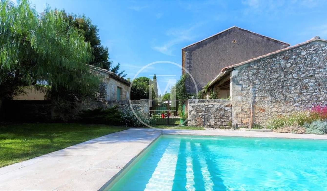 Maison avec piscine Lunel
