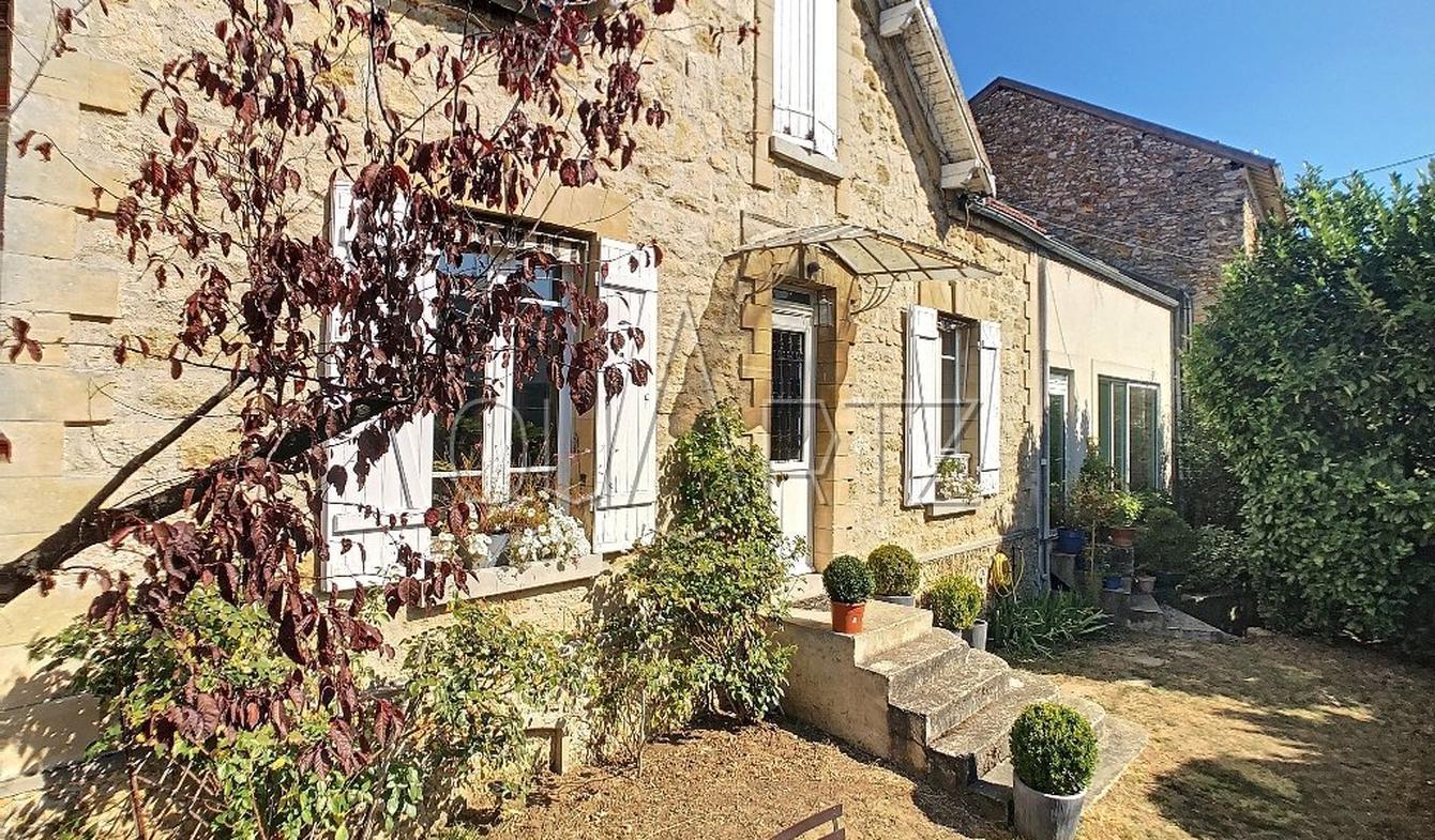 Maison avec piscine et terrasse Pontoise