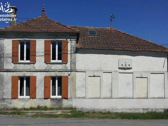 Vente maison 2 pièces 81,82 m2
