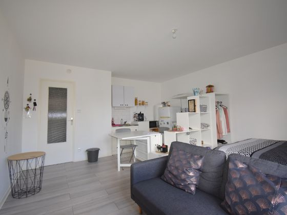 Location studio 29,54 m2