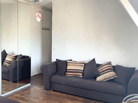 Vente appartement 2 pièces 34,06 m2