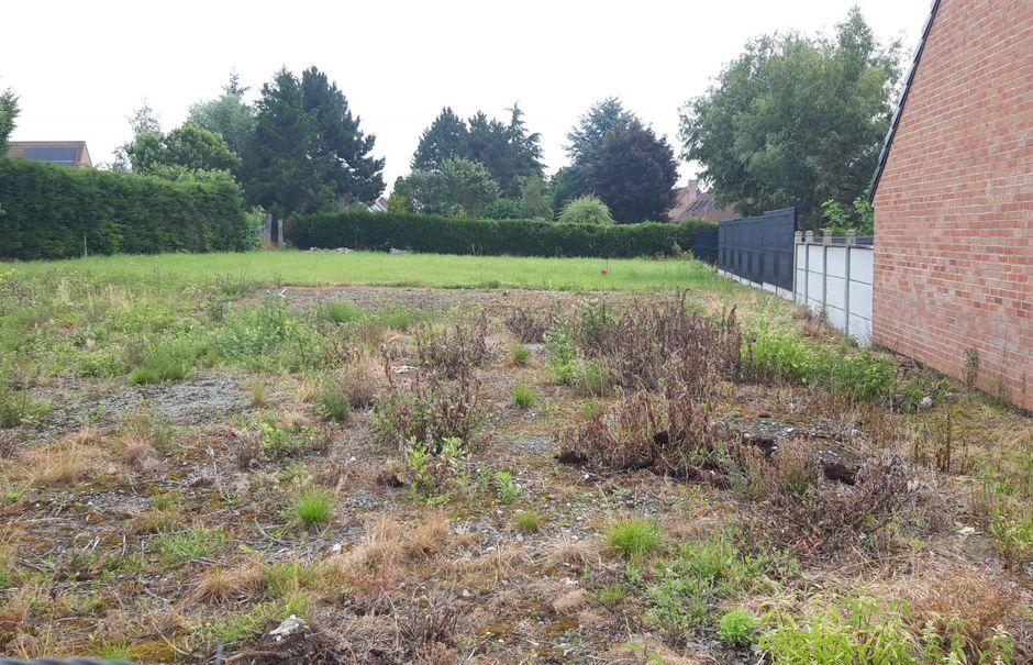 Vente terrain  583 m² à Prouvy (59121), 63 000 €