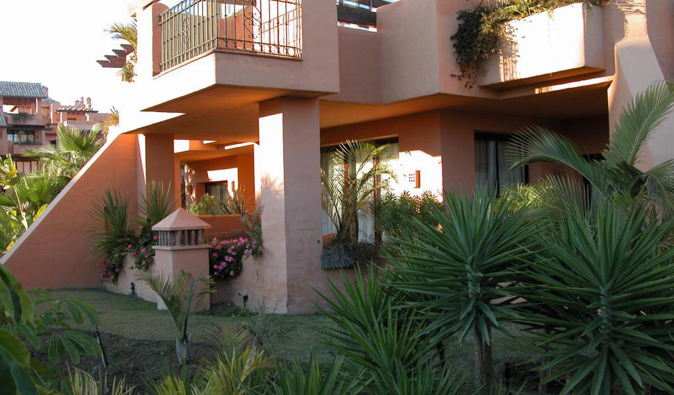 Appartement avec terrasse et piscine Marbella