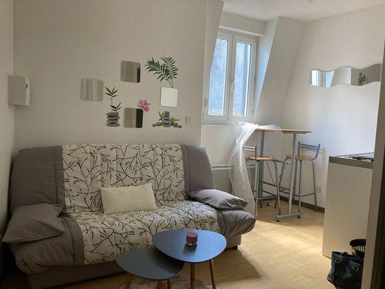 Location studio 14,61 m2