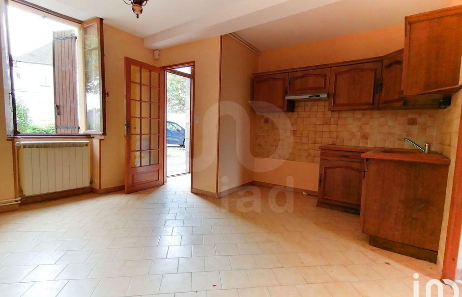 Vente maison 4 pièces 85 m² à Lépaud (23170), 47 000 €