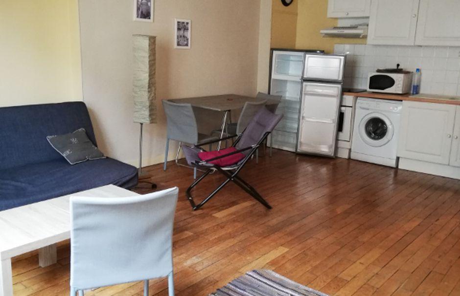 Location  appartement 3 pièces 62 m² à Limoges (87000), 580 €