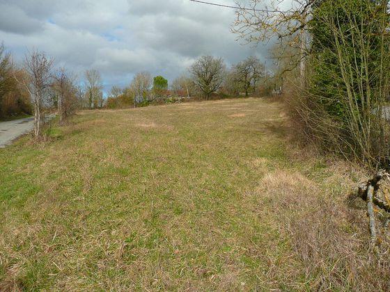 Vente terrain 3392 m2