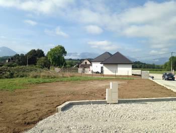 Terrain 710 m2