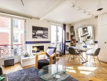 Appartement 4 pièces 89,43 m2