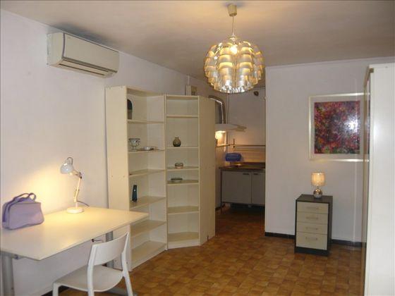 Location studio meublé 21,19 m2
