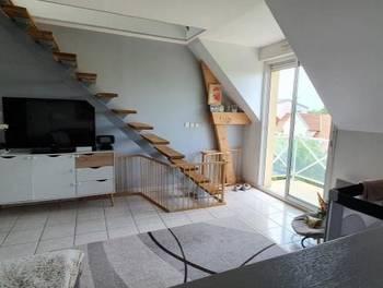 Appartement 4 pièces 92,8 m2