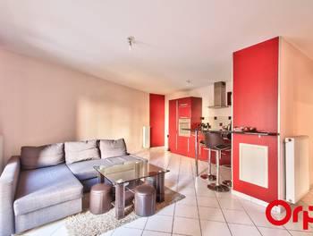 Appartement 2 pièces 52,67 m2