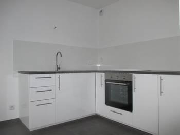 Appartement 2 pièces 43,88 m2