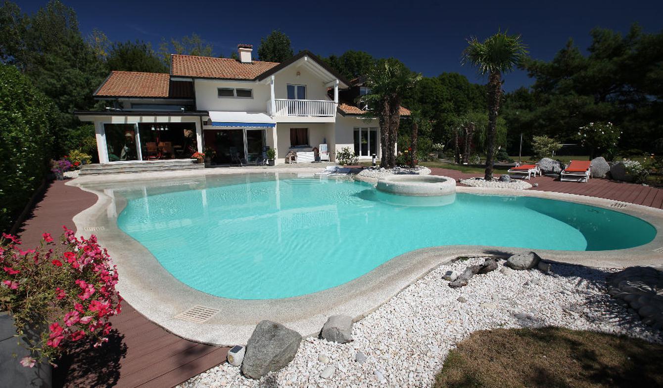 Maison avec piscine Yvoire
