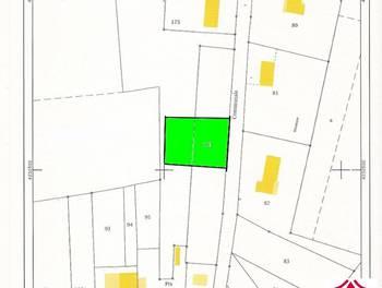 Terrain 963 m2