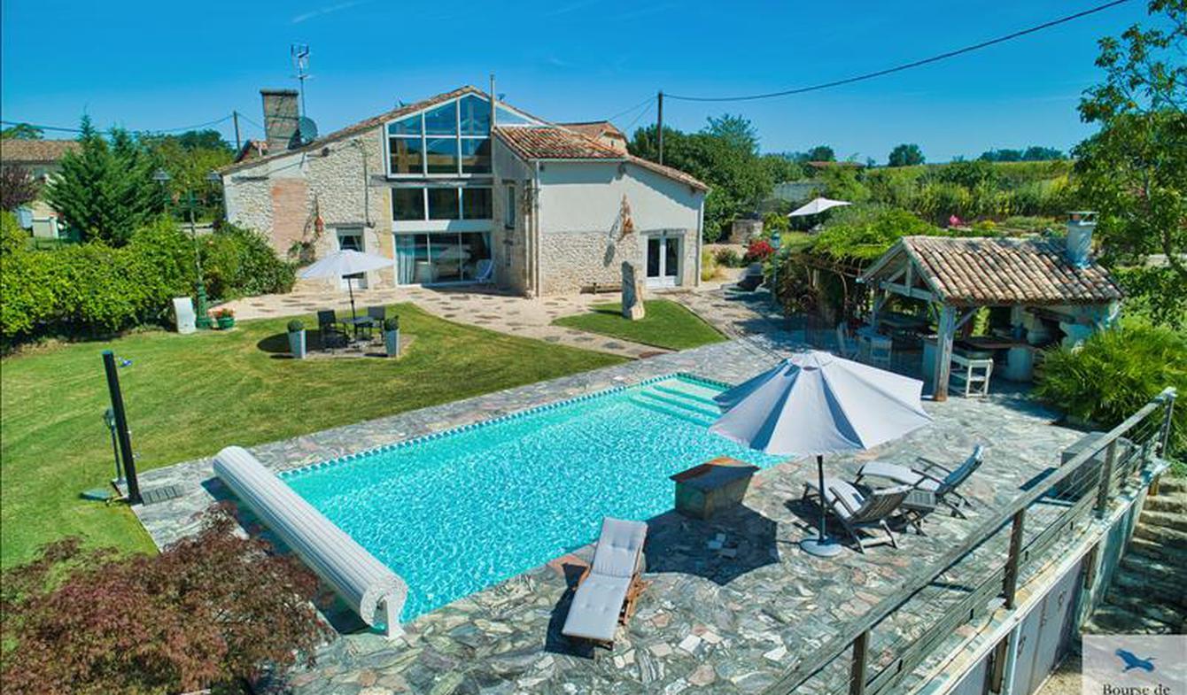 Maison Mauvezin-sur-Gupie