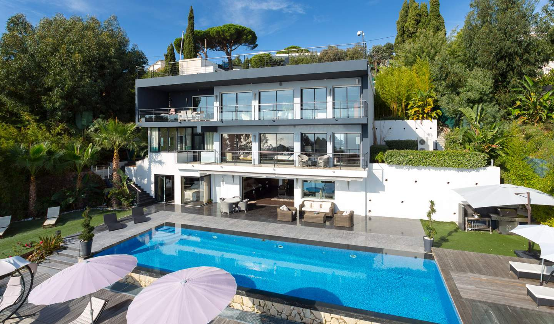 Propriété avec piscine et jardin Vallauris