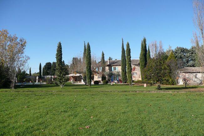 Propriété avec Piscine et Parc paysager, Avignon