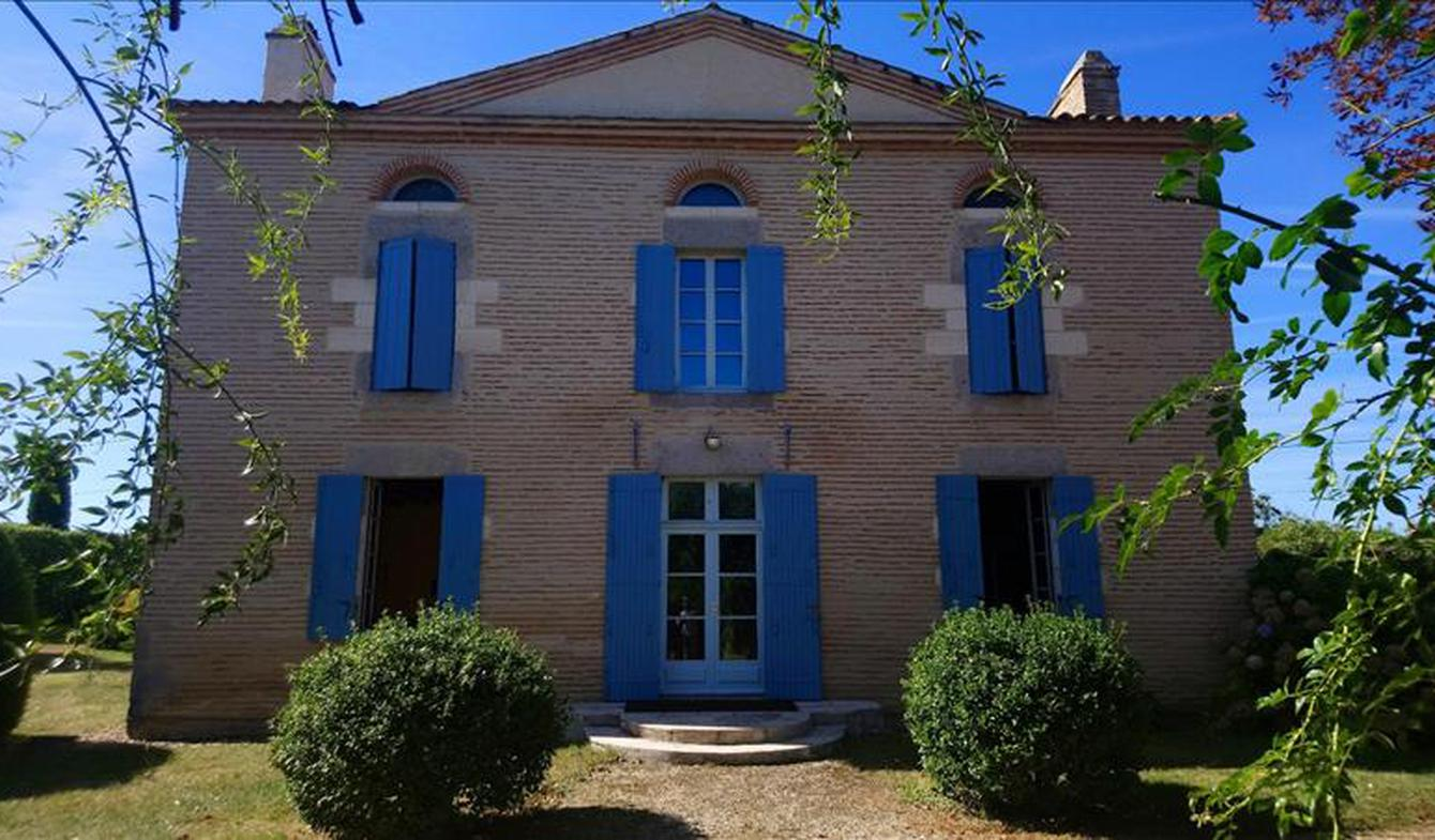 Maison Le Mas-d'Agenais