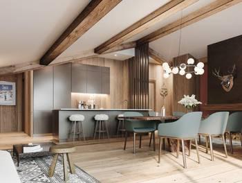 Appartement 5 pièces 108,36 m2