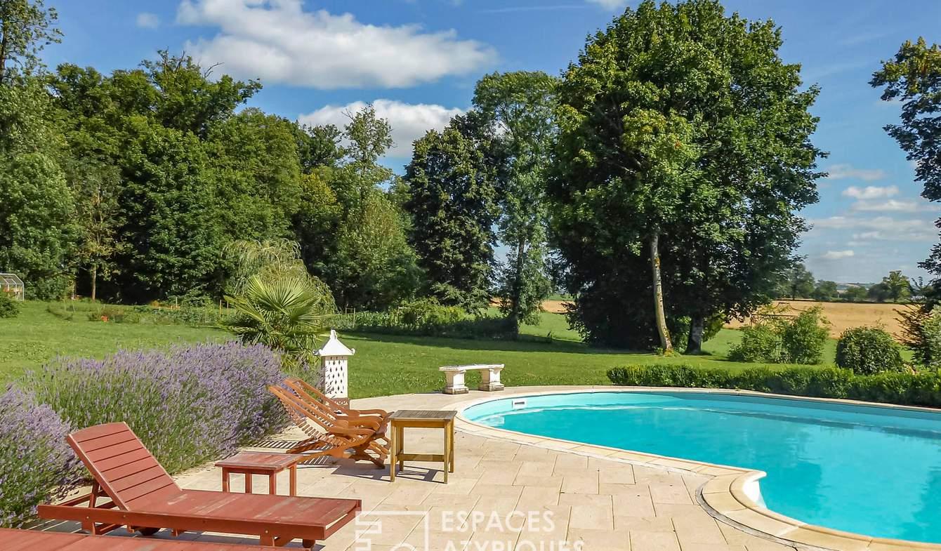 Maison avec piscine Albi