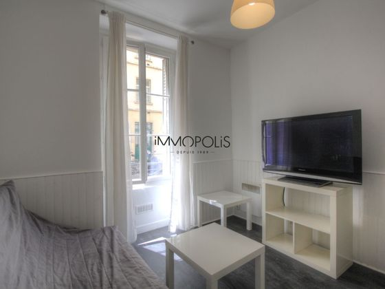 vente Studio 20 m2 Paris 18ème