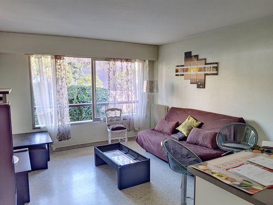 Vente studio 27,56 m2